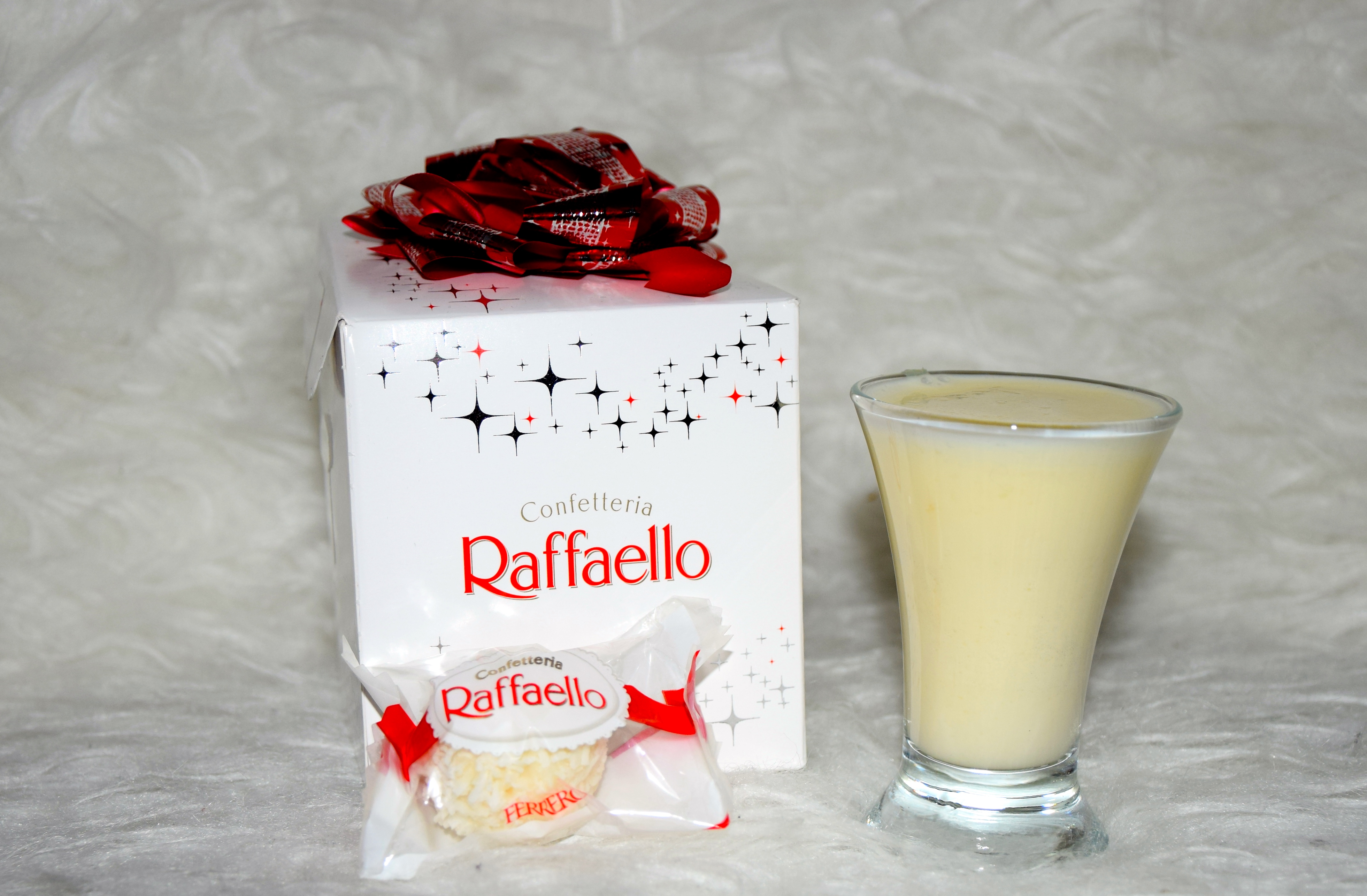 Clear Thermomix Raffaello Schnaps you'd commensurate the