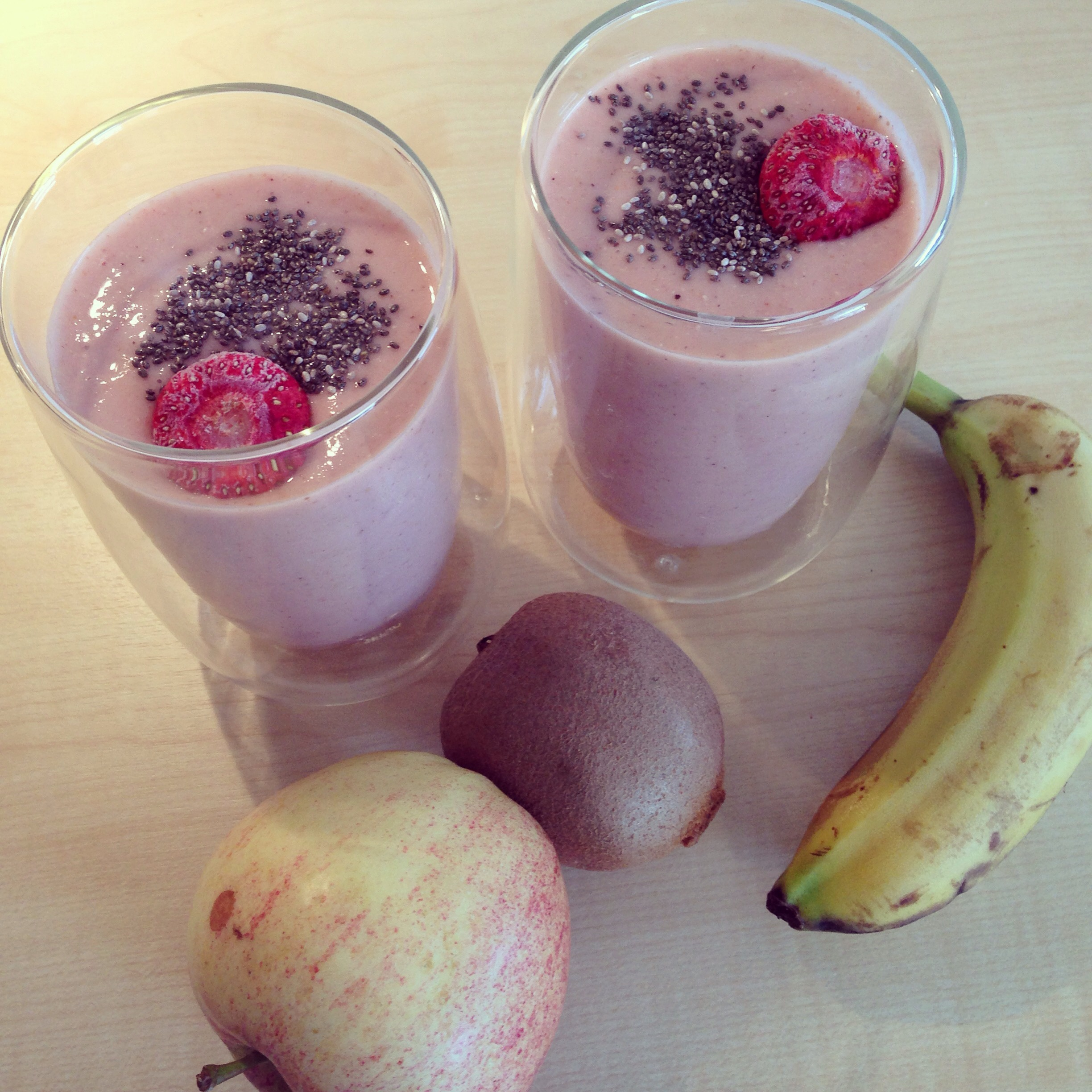 Smoothie – fruchtig lecker! – thermiqueen\'s Blog
