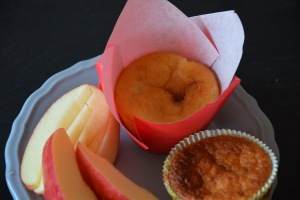 Apfelmuffins aus dem Thermomix von Vorwerk