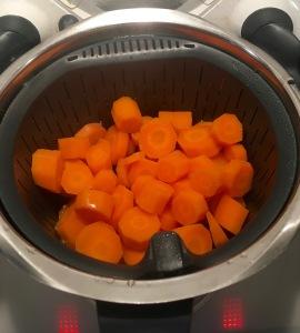 Karotten aus dem Thermomix