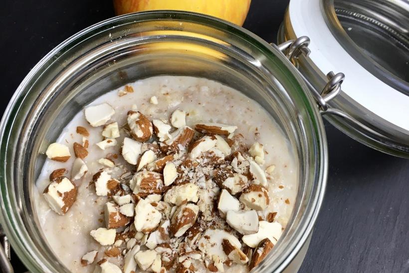 Apfel Porridge aus dem Thermomix von Vorwerk TM5