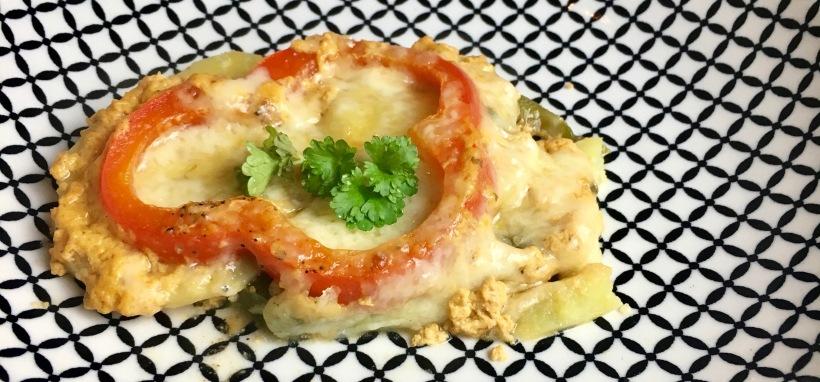 Kartoffel-Paprika Auflauf aus dem TM